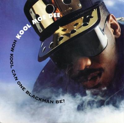 Kool Moe Dee - How Kool Can One Blackman Be?