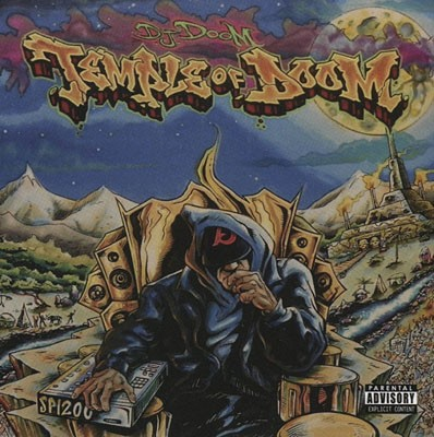 DJ Doom - Temple Of Doom