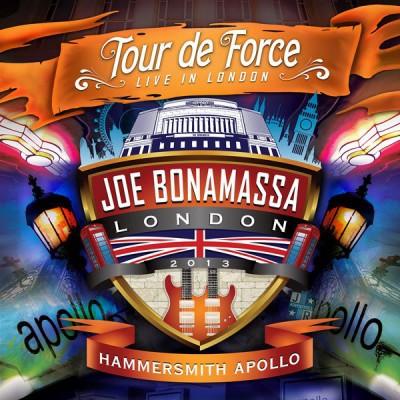 Joe Bonamassa - Tour De Force - Live In London - Hammersmith Apollo
