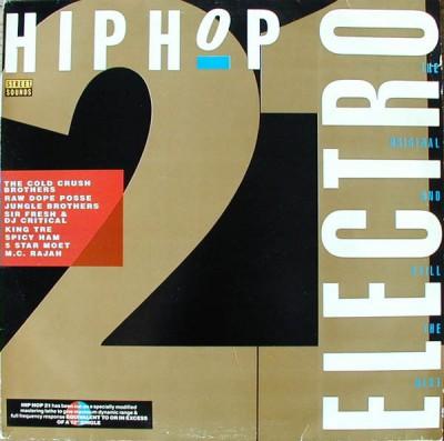 Various - Street Sounds Hip Hop 21