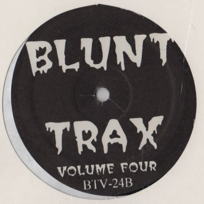 Various - Blunt Trax Volume Four