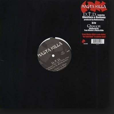Masta Killa - D.T.D. / Queen