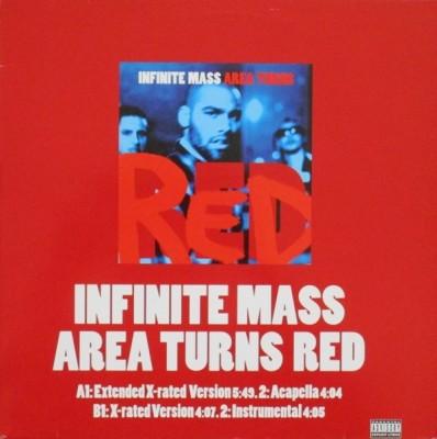 Infinite Mass - Area Turns Red