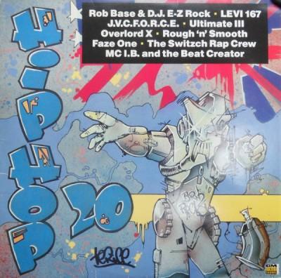 Various - Street Sounds Hip Hop 20
