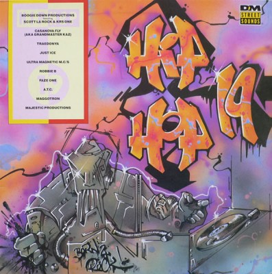 Various - Street Sounds Hip Hop 19