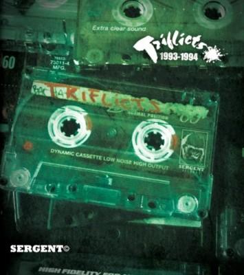 Triflicts - 93-94 Unreleased Demos EP