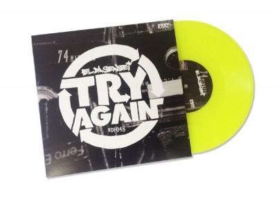 El Da Sensei - Try Again (Yellow Vinyl)