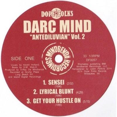 Darc Mind - Antediluvian Vol. 2