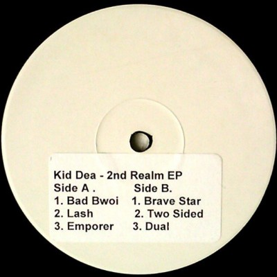 Kid D - 2nd Realm EP