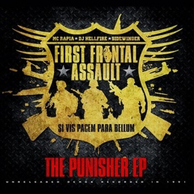 First Frontal Assault - The Punisher EP