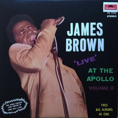 James Brown - Live At The Apollo Volume II