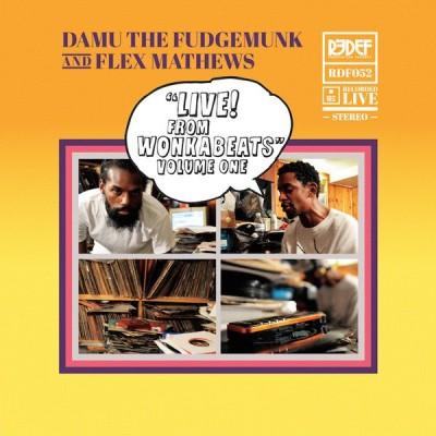 Damu The Fudgemunk - Live From WonkaBeats Volume One