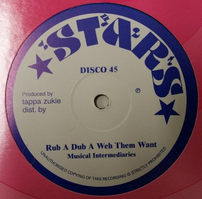 Horace Andy & Tappa Zukie - Natty Dread A Weh She Want