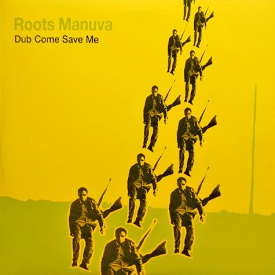 Roots Manuva - Dub Come Save Me