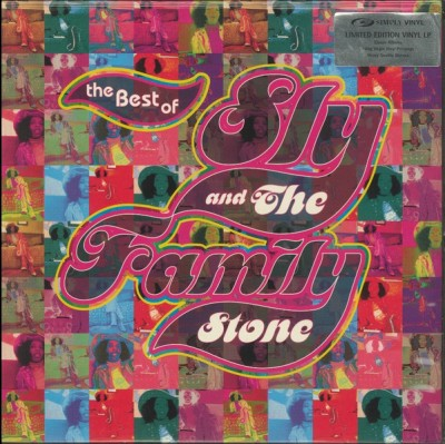 Sly & The Family Stone - The Best Of Sly And The Family Stone