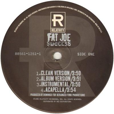 Fat Joe - Success