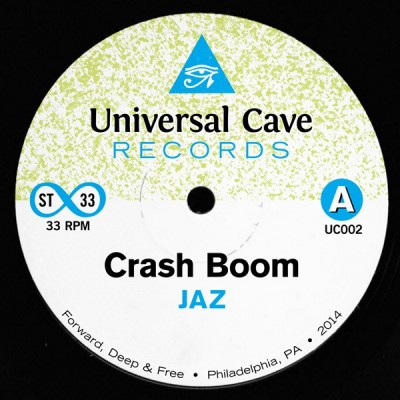 Jaz / Party Dad - Crash Boom / Dream Dance