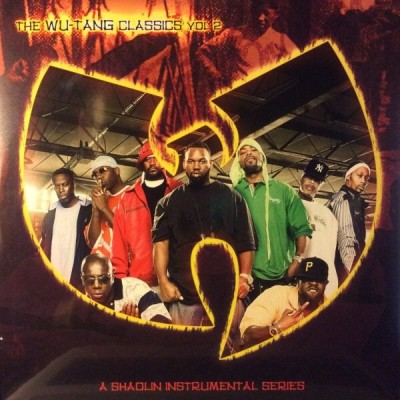 Wu-Tang Clan - The W-Tang Classics Vol 2 (A Shaolin Instrumental Series)