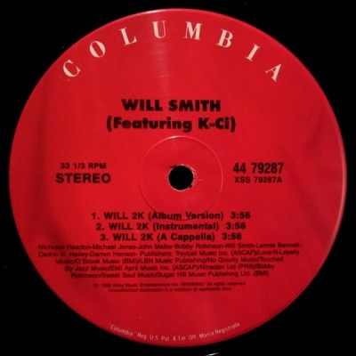 Will Smith - Will 2K