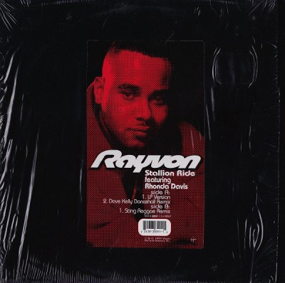 Rayvon Featuring Rhonda Davis - Stallion Ride