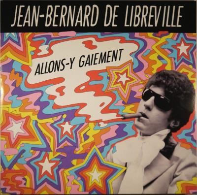 Jean Bernard De Libreville - Allons-y Gaiement
