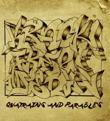 Krack Free Media - Quatrains & Parables