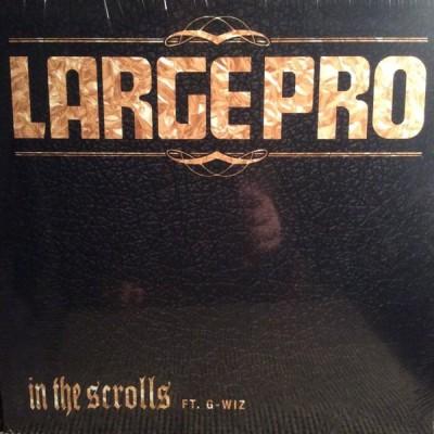 Large Professor - In The Scrolls