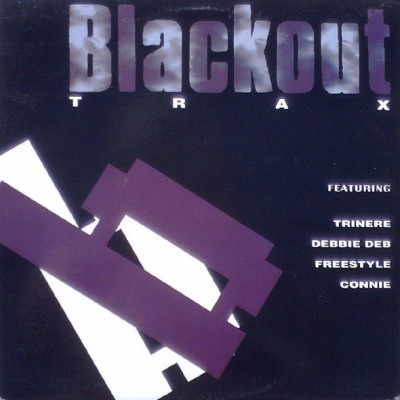 Various - Blackout Trax