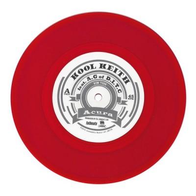 Kool Keith - Acura b/w Hoodini