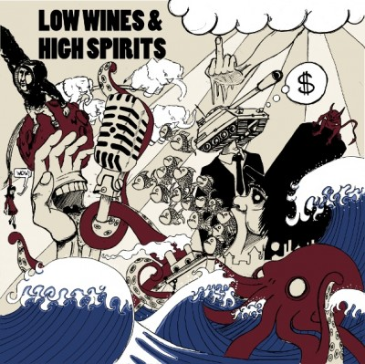 Various - Low Wines & High Spirits