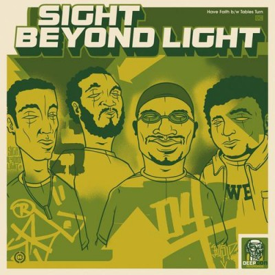 Sight Beyond Light - Have Faith / Tables Turn