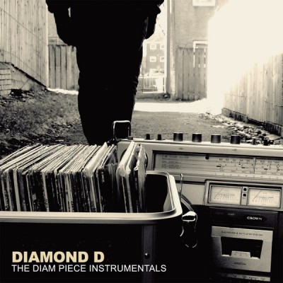 Diamond D - The Diam Piece Instrumentals