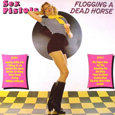 Sex Pistols - Flogging A Dead Horse