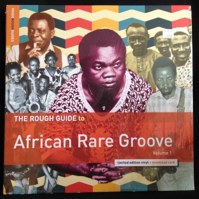 Various - The Rough Guide To African Rare Groove Vol. 1