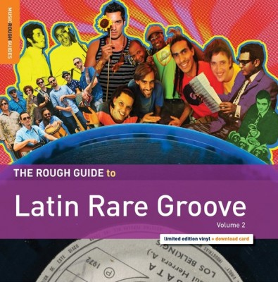 Various - The Rough Guide To Latin Rare Groove Vol 2