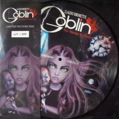 Claudio Simonetti's Goblin - The Murder Collection