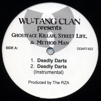 Wu-Tang Clan - Deadly Darts / Sunshower