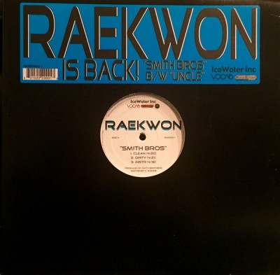 Raekwon - Smith Bros / Uncle
