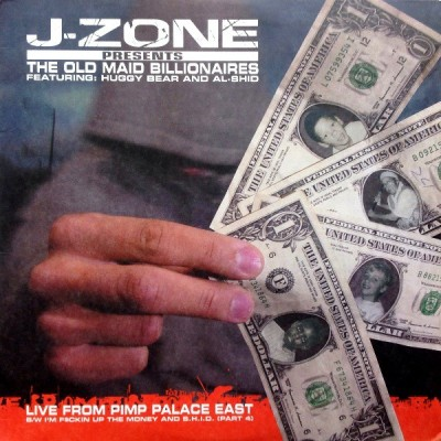 J-Zone - Live From Pimp Palace East