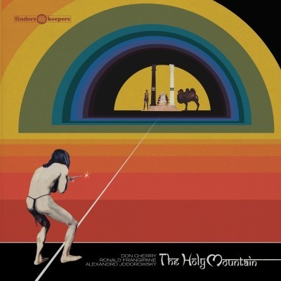 Alejandro Jodorowsky - The Holy Mountain - The Original Soundtrack