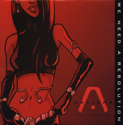 Aaliyah - We Need A Resolution