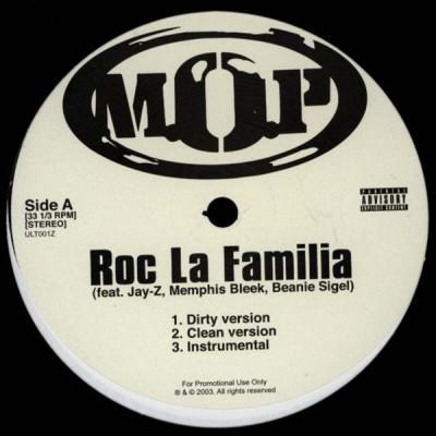 M.O.P. - Roc La Familia