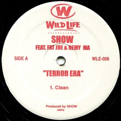 Showbiz - Terror Era