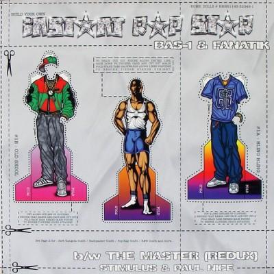 Bas-1 - Instant Rap Star / The Master (Redux)