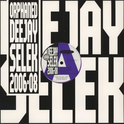 Aphex Twin - Orphaned Deejay Selek 2006-08