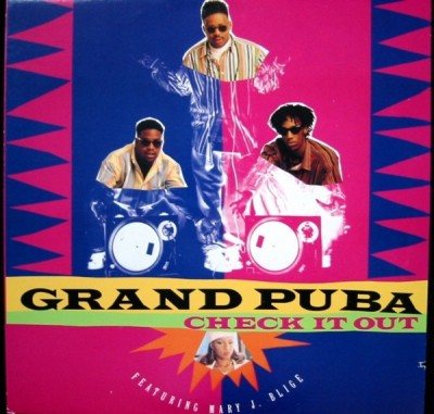 Grand Puba - Check It Out
