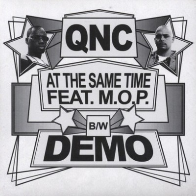 Q Ball & Curt Cazal - At The Same Time / Demo