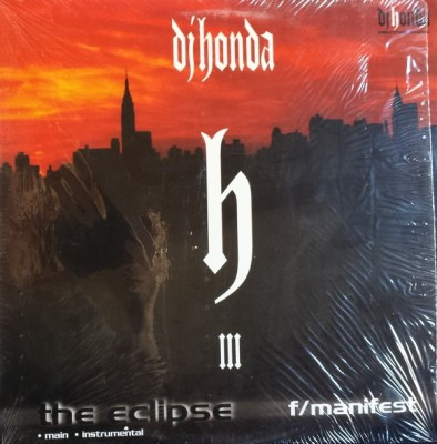 DJ Honda - The Eclipse / Old School, New School