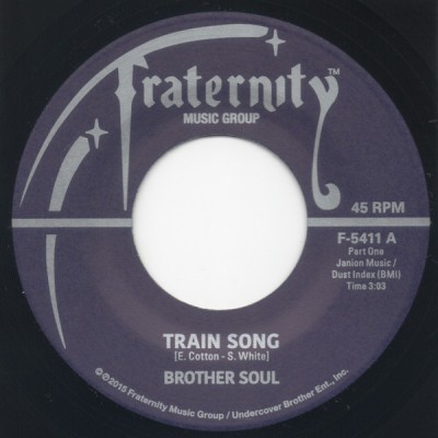 Brother Soul - Train Song (Part One) / Mister Boogie (Part Two)