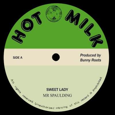 Mr. Spaulding - Sweet Lady / Vision